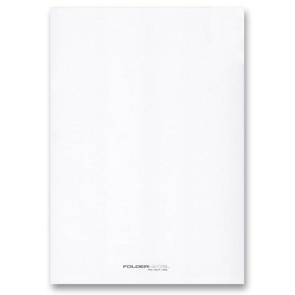 Třídění a archivace - Zakládací obal L FolderMate Color Office, 5 ks průhledný