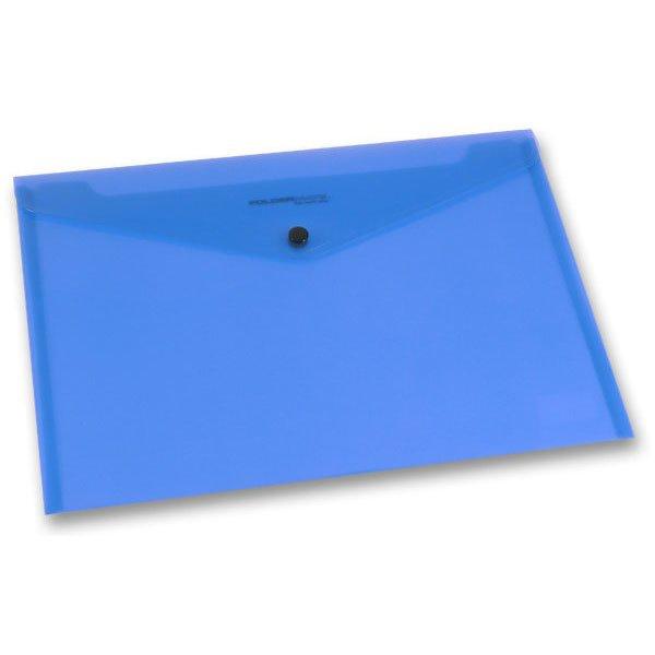 Třídění a archivace - Spisovka s drukem FolderMate PopGear modrá, A4