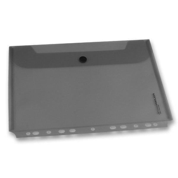 Třídění a archivace - Zakládací obálka FolderMate PopGear kouřová, A4