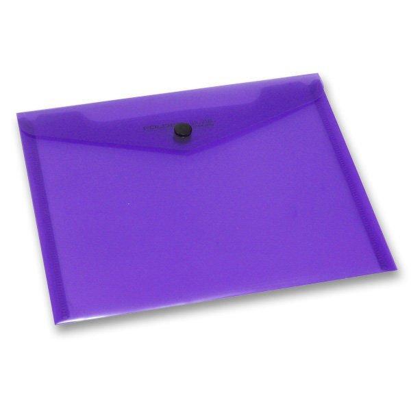 Třídění a archivace - Spisovka s drukem FolderMate PopGear fialová, A5