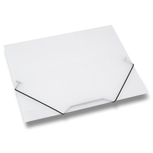 Třídění a archivace - 3chlopňové desky FolderMate Color Office čiré