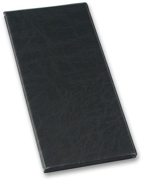 Třídění a archivace - Vizitkář Xepter - černý na 80 ks