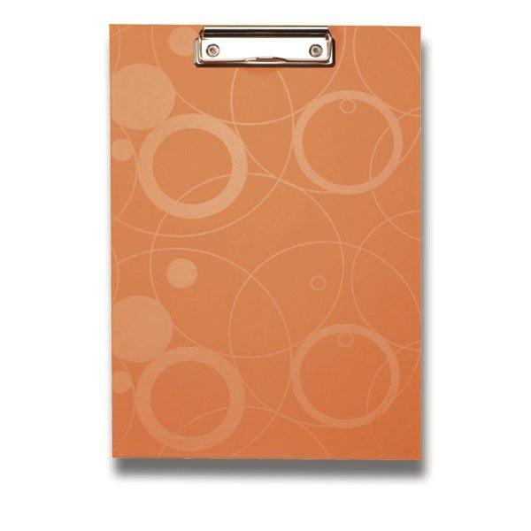 Třídění a archivace - Psací podložka Neo Colori oranžová