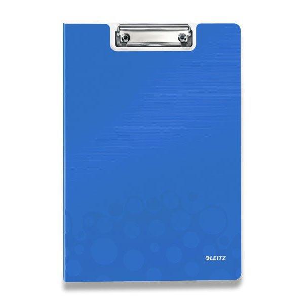 Třídění a archivace - Psací podložka Wow uzavíratelná modrá