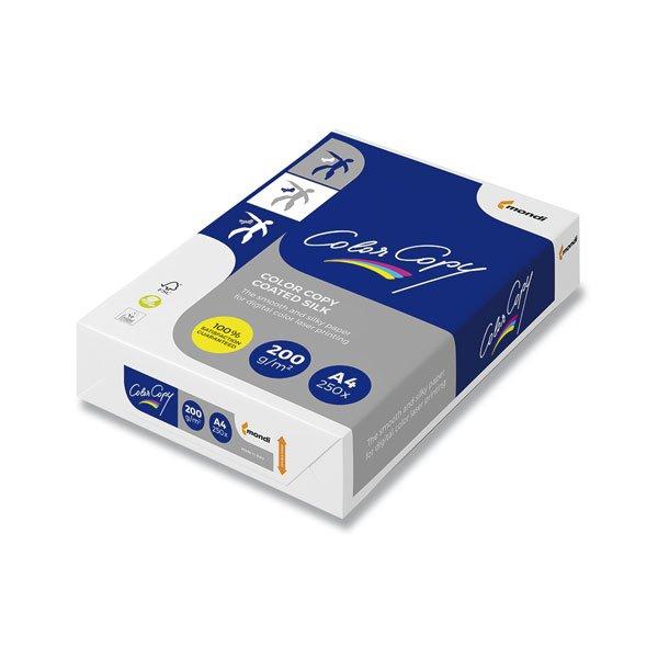 Papír tiskopisy - Papír Color Copy Silk 200 g