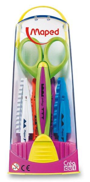 Kancelářské potřeby - Umělecké nůžky Maped Créa Cut mix 2 sad