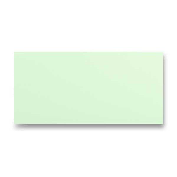 Papír tiskopisy - Barevná obálka Clairefontaine sv. zelená, DL