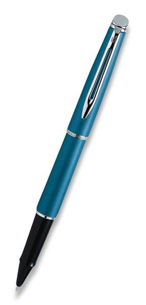 Psací potřeby - Waterman Hémisphère Shimmery Blue CT roller