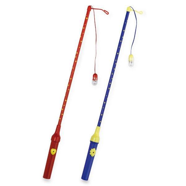 Školní a výtvarné potřeby - Držák lampionu se žárovkou délka 50 cm, mix barev.