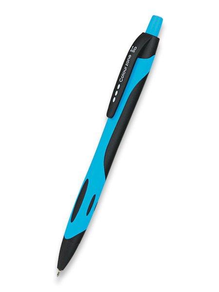 Psací potřeby - Kuličková tužka Colour Zone 5332 mix barev