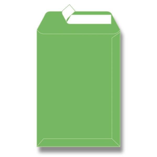 Papír tiskopisy - Barevná obálka Clairefontaine zelená, C4