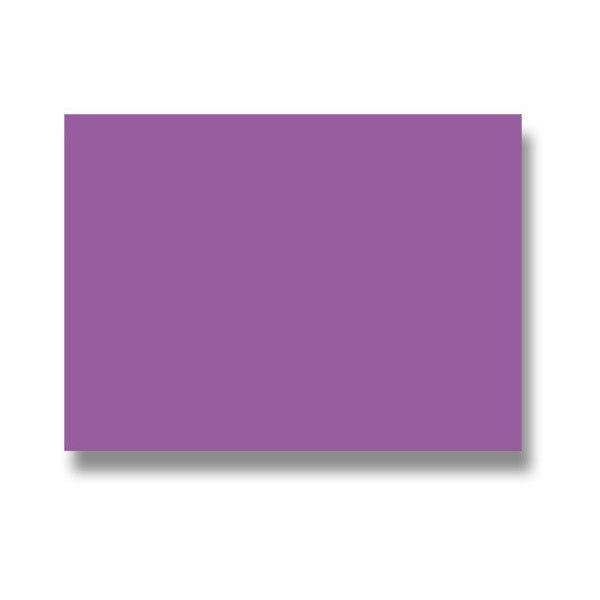 Papír tiskopisy - Barevná dopisní karta Clairefontaine fialová, 70 x 95 mm