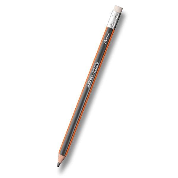 Psací potřeby - Tužka Maped Black´Peps Jumbo 1 kus