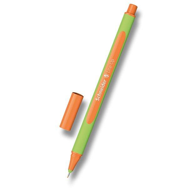 Psací potřeby - Liner Schneider Line-up oranžová