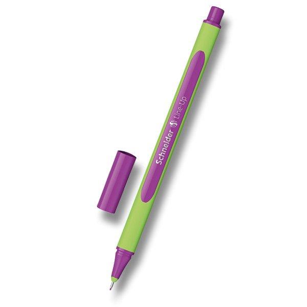 Psací potřeby - Liner Schneider Line-up fialová