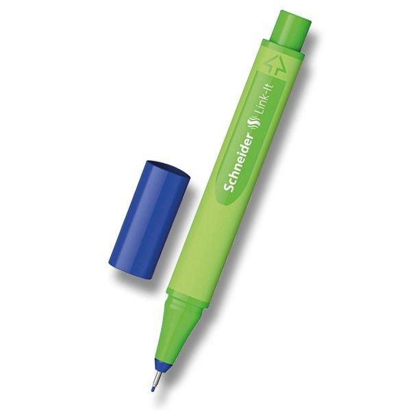 Psací potřeby - Liner Schneider Link-It modrá