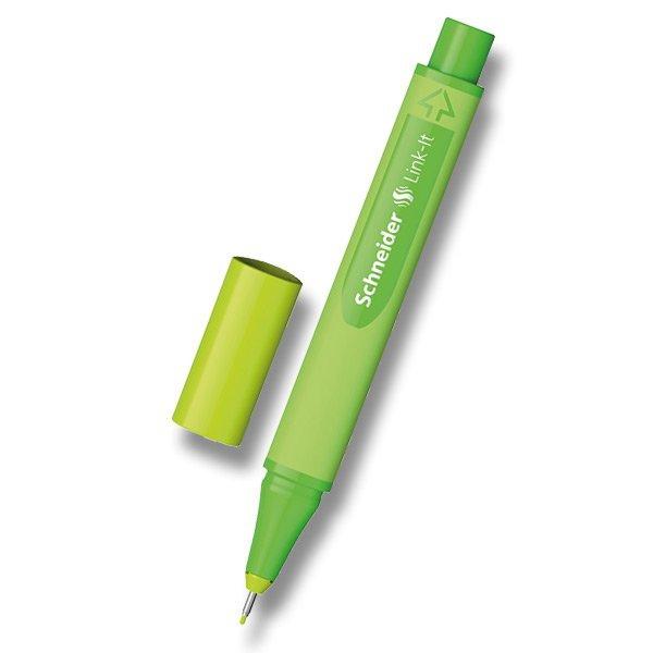 Psací potřeby - Liner Schneider Link-It sv. zelená