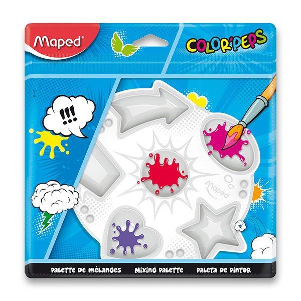 Školní a výtvarné potřeby - Výtvarná paleta Maped Color´Peps