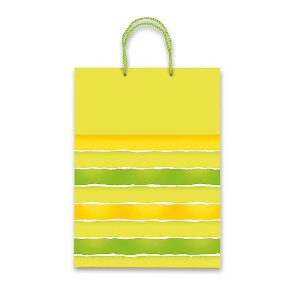 Obalový materiál drogerie - Dárkové tašky Fluo 300 x 120 x 400 mm