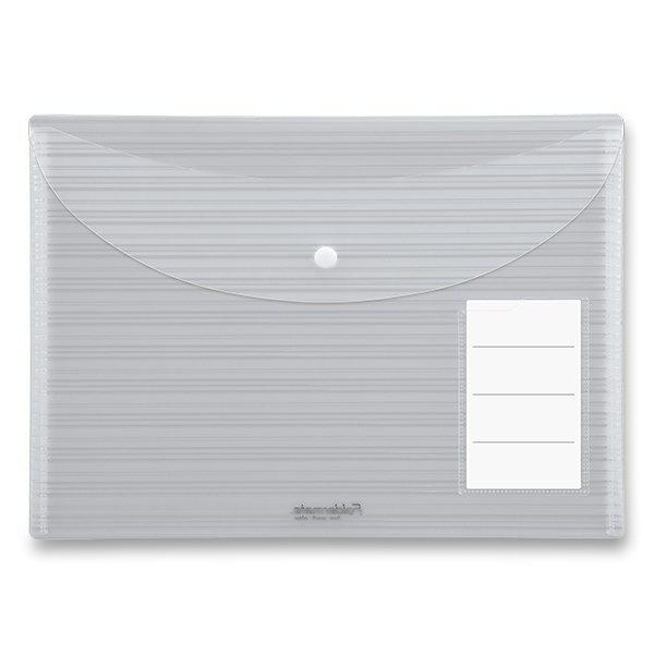 Třídění a archivace - Spisovka s drukem Foldermate iWork transparentní, A4