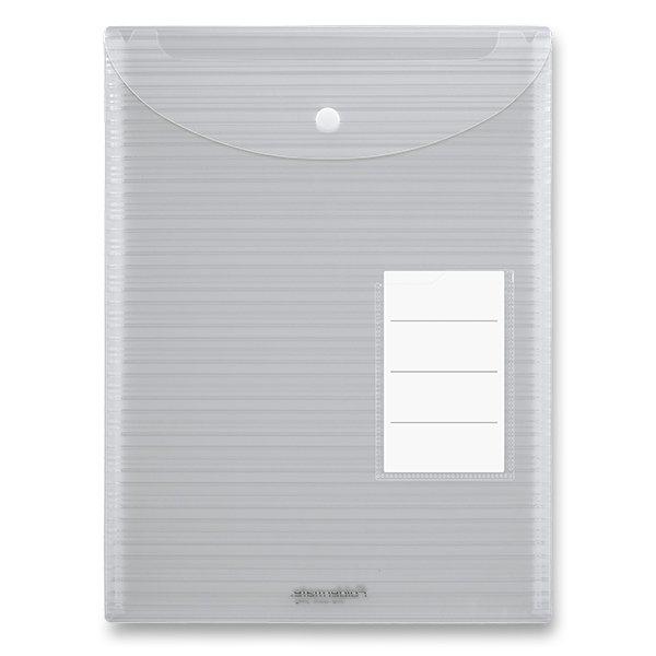 Třídění a archivace - Spisovka s drukem Foldermate iWork s horním plněním, transparentní, A4