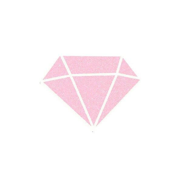 Školní a výtvarné potřeby - Diamantová barva Aladine Izink pastel. růžová
