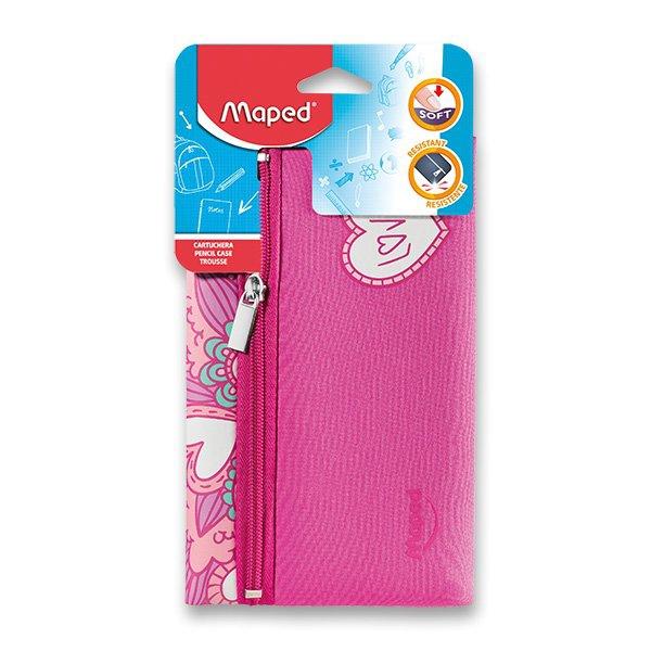 Školní a výtvarné potřeby - Pouzdro Maped Girls mix barev