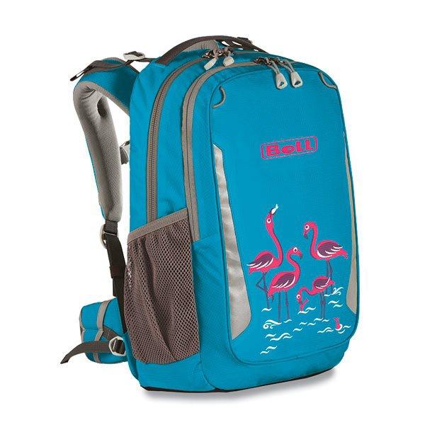 Školní a výtvarné potřeby - Školní batoh Boll School Mate 18 l Artwork collection Turquoise