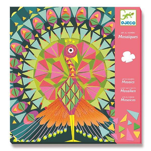 Školní a výtvarné potřeby - Mozaika Djeco Coco