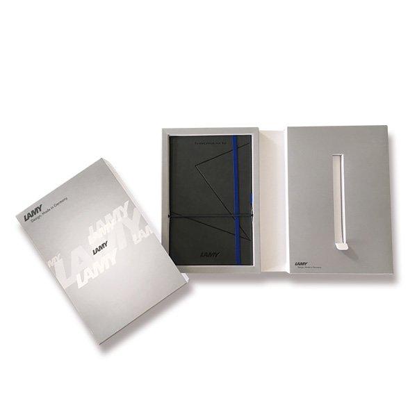 Psací potřeby - Dárková kazeta LAMY se zápisníkem