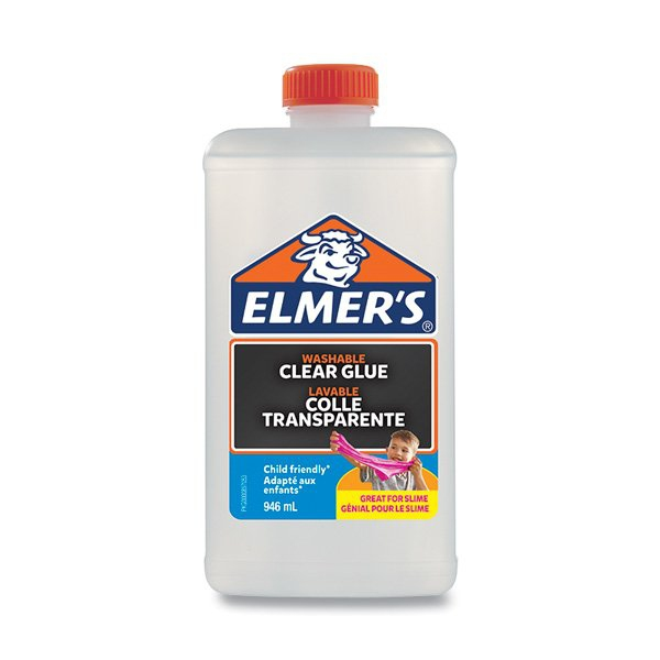Školní a výtvarné potřeby - Lepidlo ELMER´S Glue Liquid Clear 946 ml
