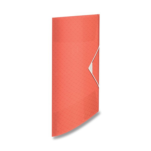 Třídění a archivace - Spisové desky Esselte Colour´Ice ledově meruňková