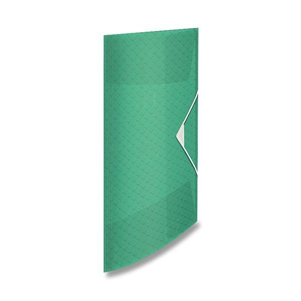 Třídění a archivace - Spisové desky Esselte Colour´Ice ledově zelená
