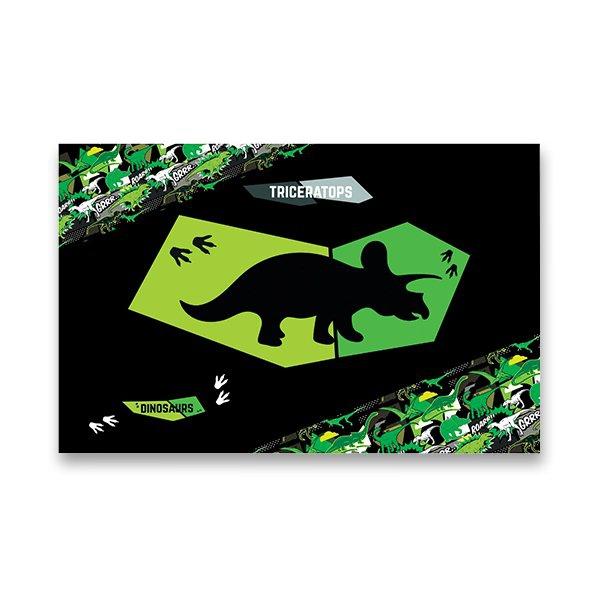 Školní a výtvarné potřeby - Podložka na stůl T-Rex, 60 x 40 cm