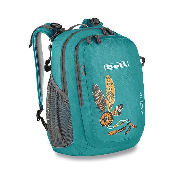 Školní a výtvarné potřeby - Batoh Boll Sioux 15 l Turquoise