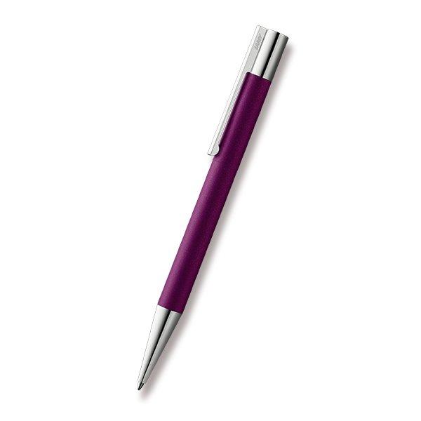 Psací potřeby - Lamy Scala Dark Violet kuličková tužka