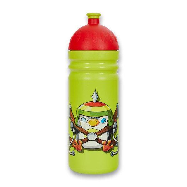 Školní a výtvarné potřeby - Zdravá lahev 0,7 l Scratch Wars Tučňák Bombarďák