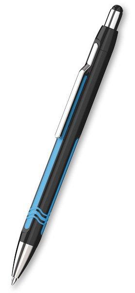 Psací potřeby - Kuličková tužka Schneider Epsilon černo-modrá