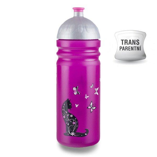 Školní a výtvarné potřeby - Zdravá lahev 0,7 l Kočka