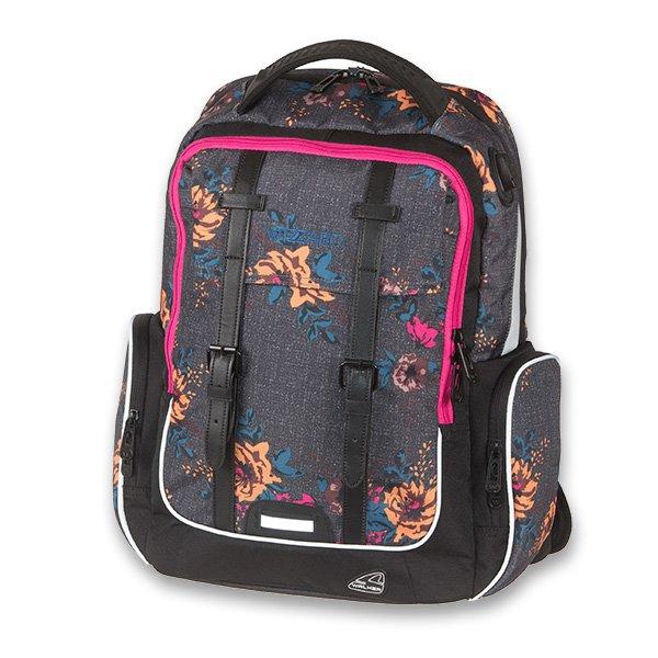 Školní a výtvarné potřeby - Školní batoh Walker Academy Wizzard Flower