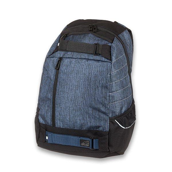Školní a výtvarné potřeby - Školní batoh Walker Wingman Posh Dark Blue Melange