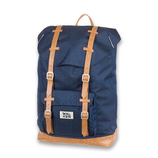 Školní a výtvarné potřeby - Batoh Walker Liberty Concept Blue