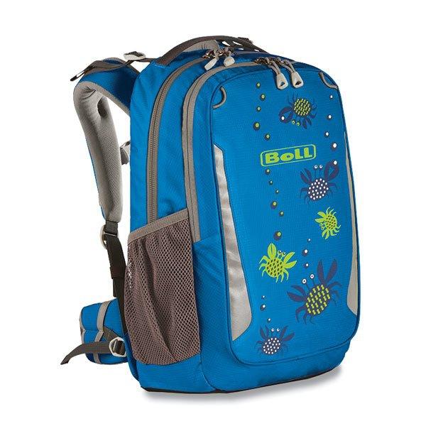 Školní a výtvarné potřeby - Školní batoh Boll School Mate 18 l Artwork collection Dutch Blue