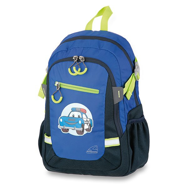 Školní a výtvarné potřeby - Dětský batoh Schneiders Police