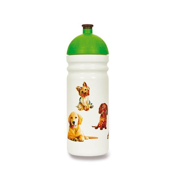 Školní a výtvarné potřeby - Zdravá lahev 0,7 l Psi