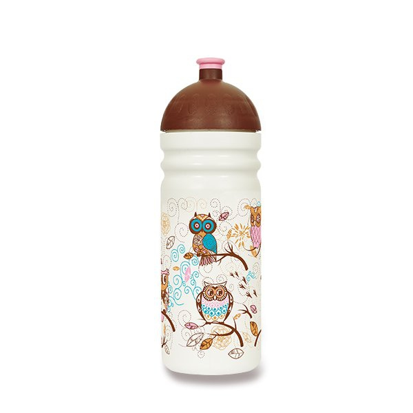 Školní a výtvarné potřeby - Zdravá lahev 0,7 l Sovičky