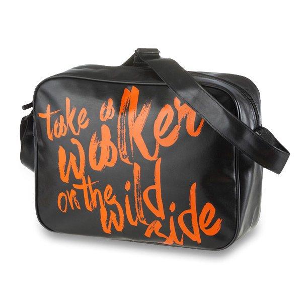 Školní a výtvarné potřeby - Taška přes rameno Walker FUN Take a walker on the wild side