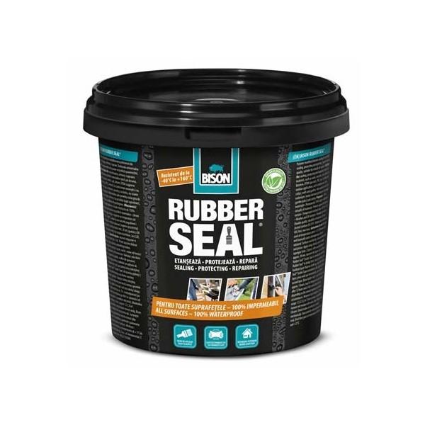 Obalový materiál drogerie - BISON RUBBER SEAL 750 ml