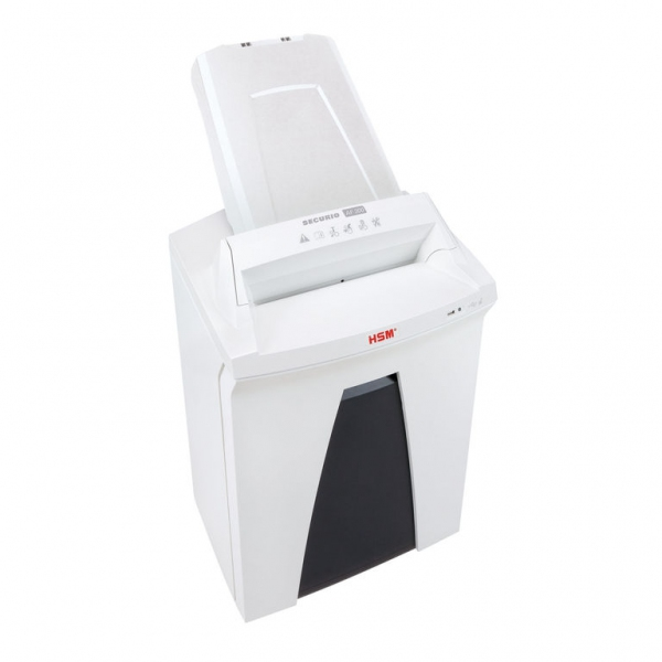 Kancelářská technika - HSM SECURIO AF300 4,5x30 mm Skartovací stroj s podavačem dokumentů