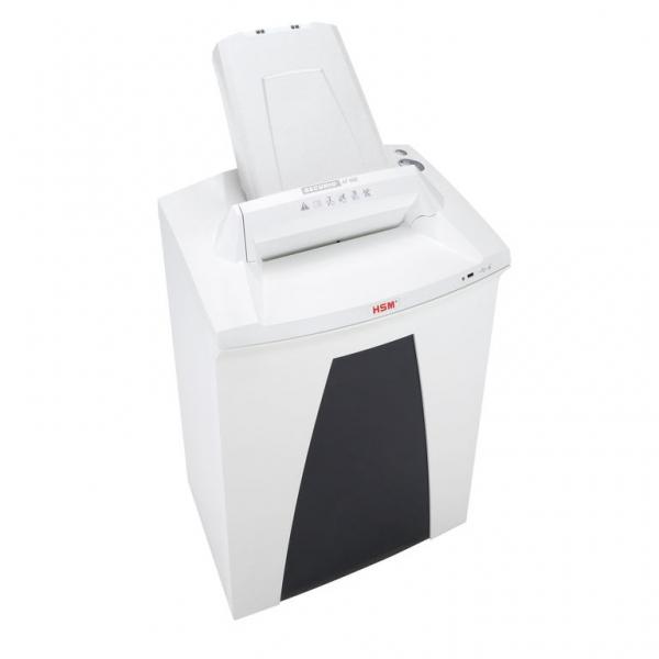 Kancelářská technika - HSM SECURIO AF500 4,5x30 mm Skartovací stroj s podavačem dokumentů